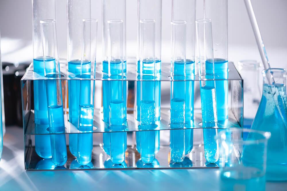Mayly Life Science laboratory